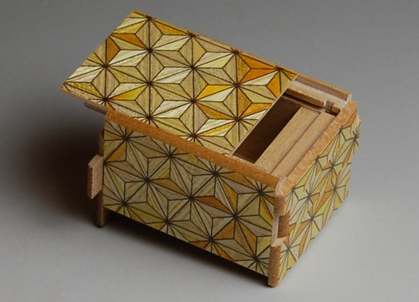 2 Sun 10 Step Kiasa Japanese Puzzle Box