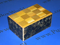 5 Sun 21 Step Limited Edition Yabane Ichimatsu Japanese Puzzle Box