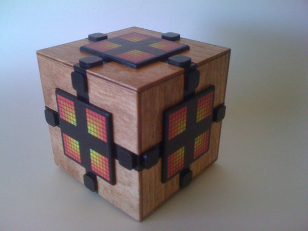 The Interlink Puzzle Box (Self Assembly Kit)