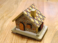 Japanese 7 Step Secret House Puzzle Box