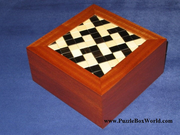 Snake Puzzle Box by Kagen Schaefer 1