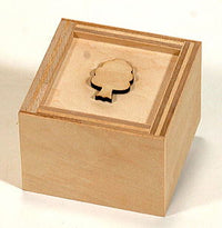 Karakuri Japanese Kaku Kaku Puzzle Box (Self Assembly Kit