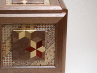 King Cubi Japanese Puzzle Box Special Edition I