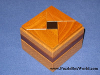 Limited Edition Secret Base Japanese Puzzle Box (Y)