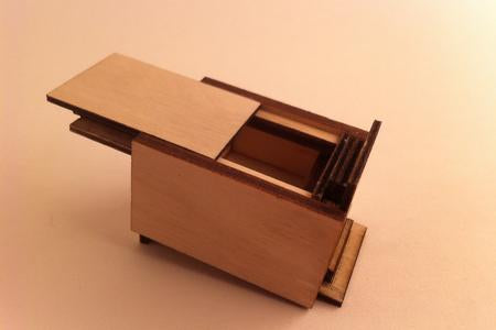 Matchbox 2 Puzzle Box (Self Assembly Kit)