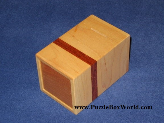Moneybox Japanese Puzzle Box