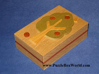 Mother Tree Japanese Puzzle Box