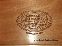 Quagmire Keepers Key Safe Deluxe Limited Edition Puzzle Box1