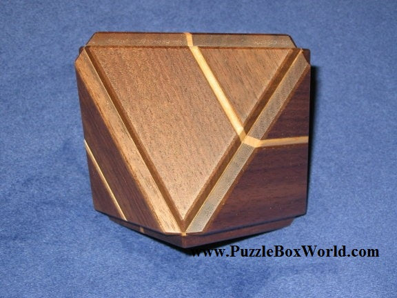 Regular Octahedron Japanese Secret Box