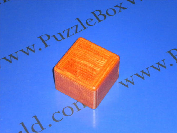 Ring Box 3 Japanese Puzzle Box