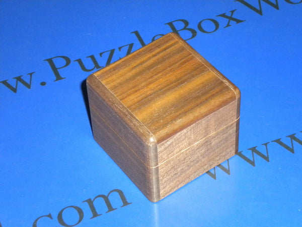 Ring Box (W) Japanese Puzzle Box