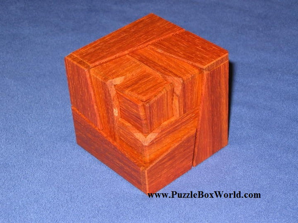 Rose Japanese Puzzle Box