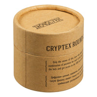 Cryptex Round Lock (Antique Gold Color) USB flash drive, 16 Gb