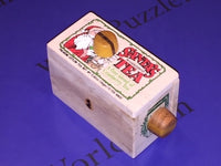 Santa's Workshop Secret Puzzle Box by Kelly Snache