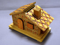 12 Step Secret House Japanese Puzzle Box #2 KT
