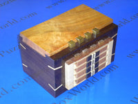 Sequence Logic Puzzle Box by Jesse Born