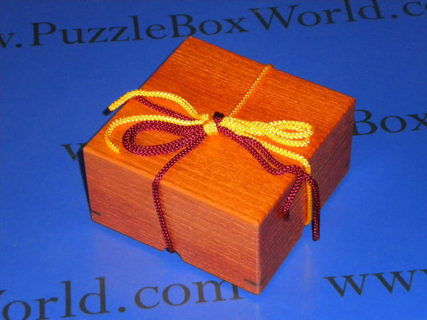 String Box 2012 Puzzle by Fumio Tsuburai