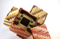 hree Cornered Deadlock Japanese Puzzle Box (MBP Limited Edition)