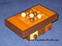 Three Color Dango Japanese Puzzle Box