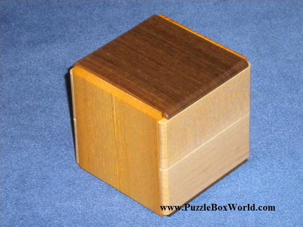Twin Box II Japanese Puzzle