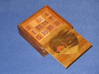 Vintage Japanese Puzzles (Two Puzzles in One)!
