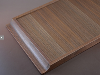 Yosegi Zaiku Japanese Rectangular Tray
