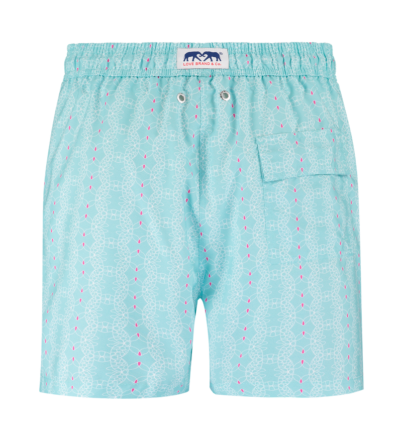 Jumby Bay Island  exclusive edition swim shorts