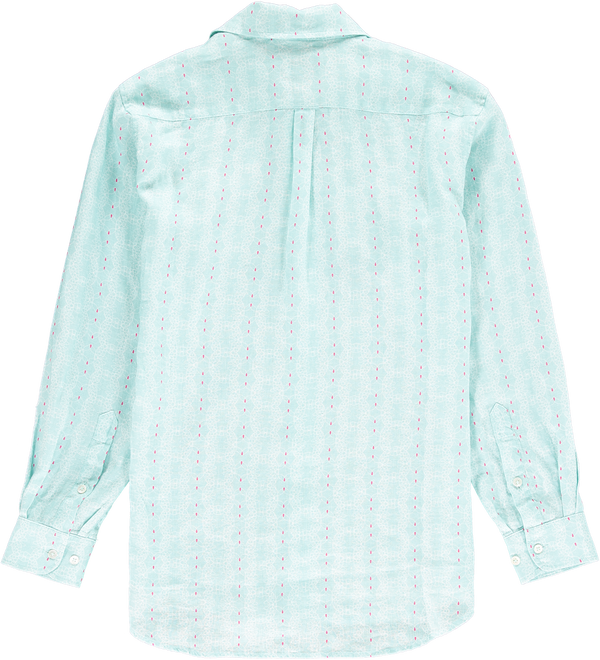 Jumby Bay Island  exclusive edition Linen Shirt
