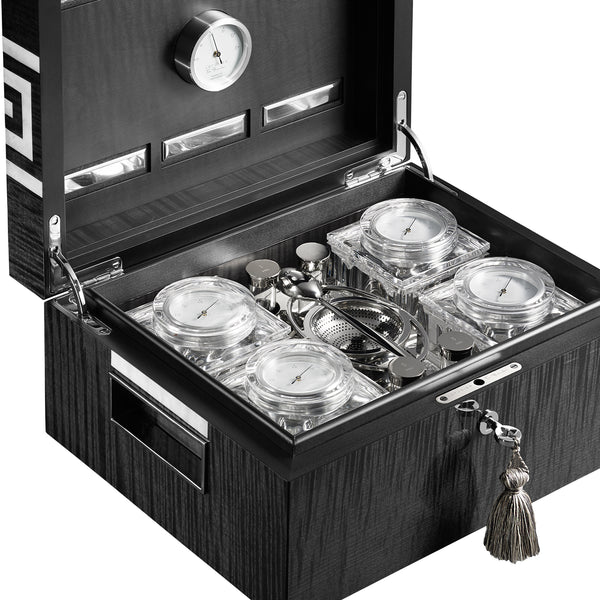 Astaire night tea humidor