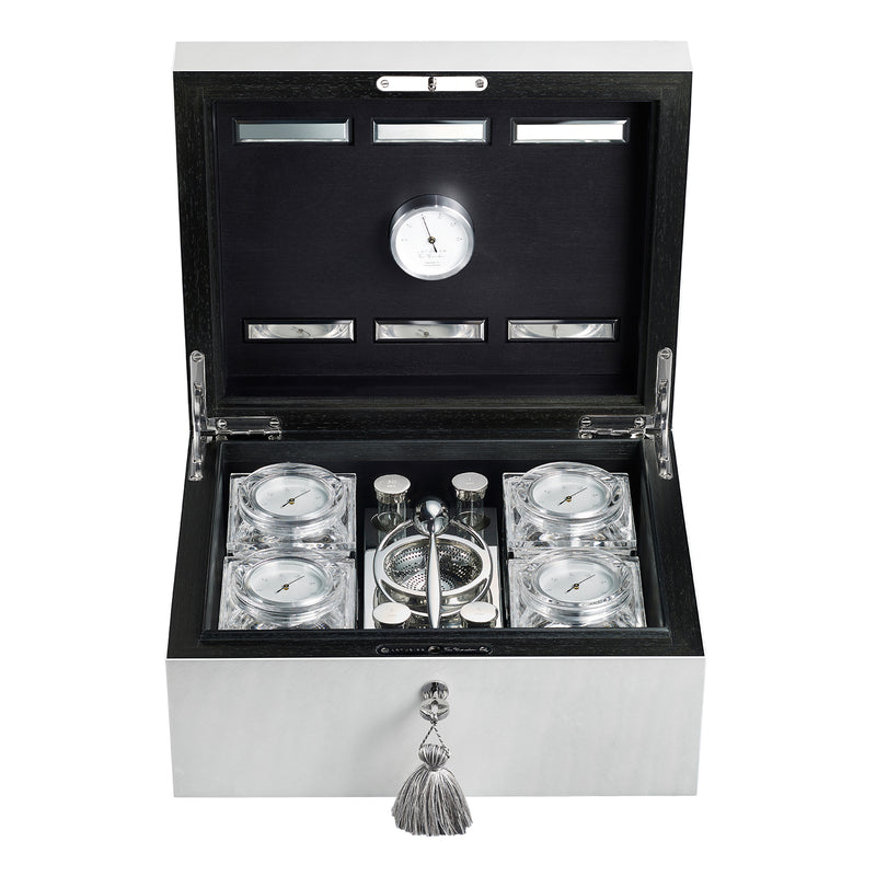Astaire day tea humidor