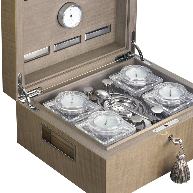 Jaipur dawn tea humidor