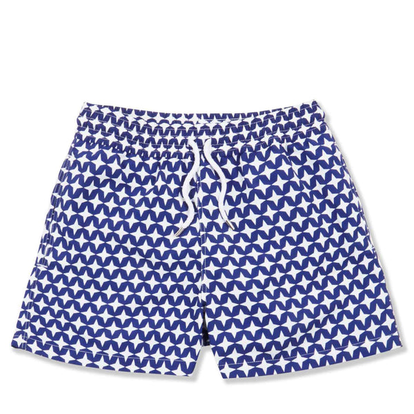 Arpoador sports short swim shorts - Navy blue