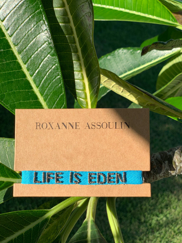 Roxanne Assoulin 'Life Is Eden' Tie-On Bracelet