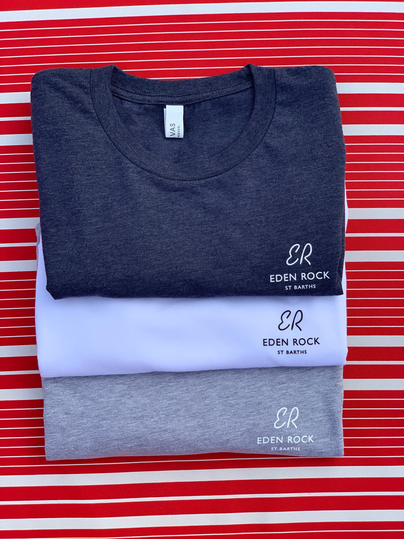 Eden Rock Mens T-Shirt Crew Neck