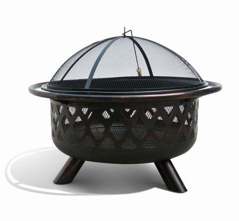 FP001 - Fire Pit / Foyer extérieur | Sirio Canada on For Living Lawrence Fire Pit id=24237