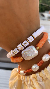NAME BACK TO BASICS BRACELETS