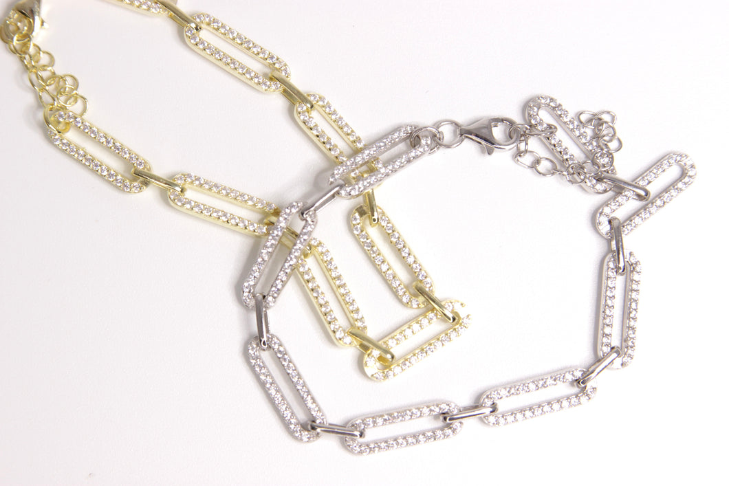 DIAMOND CHAIN LINK