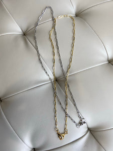 CHAIN LINK MASK CHAINS