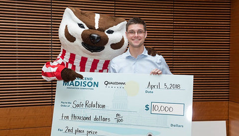 Steady Shot for Pen Needles wins grant funding at a UW-Madison business plan competition to help improve life for diabetics.