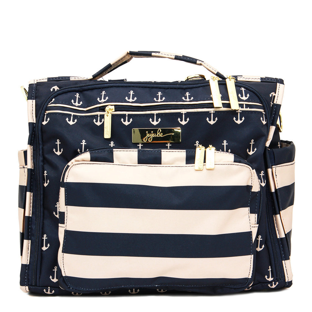 B.F.F. Diaper Bag- The Commodore