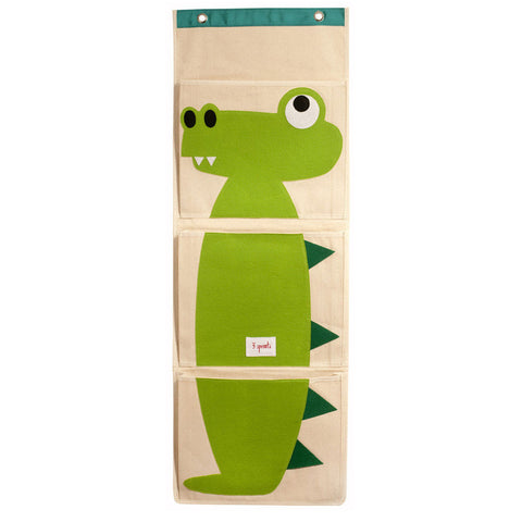 Hanging Wall Organizer- Crocodile