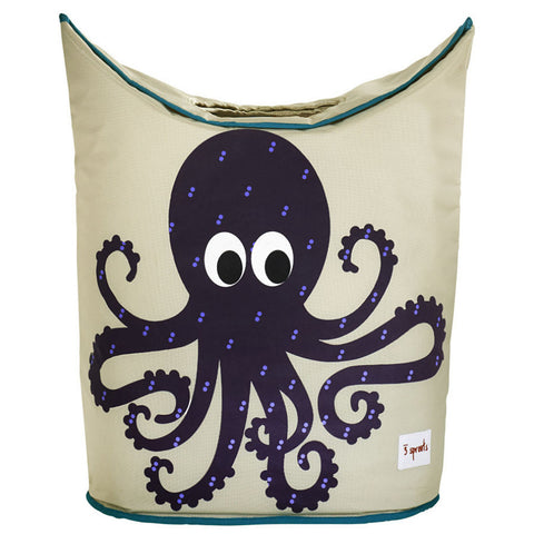 Laundry Hamper- Octopus