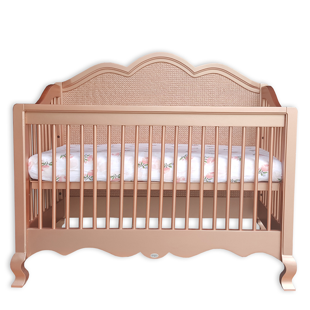 high end baby furniture. hilary conversion crib with caning high end baby furniture r