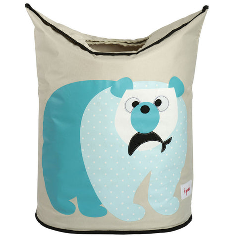 Laundry Hamper- Polar Bear