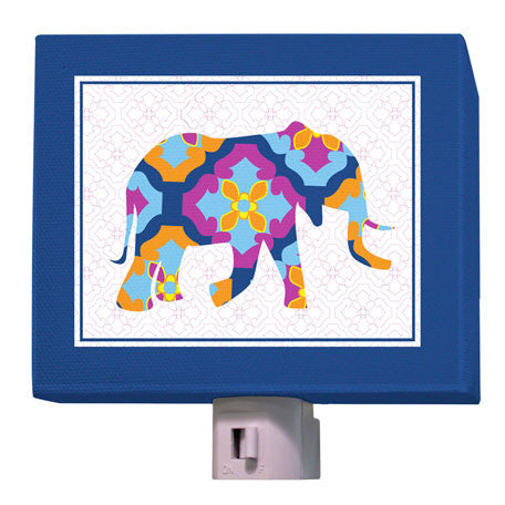 A to Z Animal Prints- Elephant