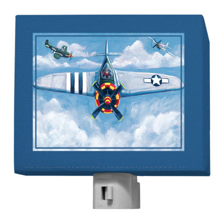 Airplane Nightlight