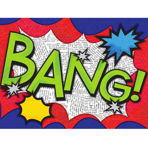 Bang! Wall Art