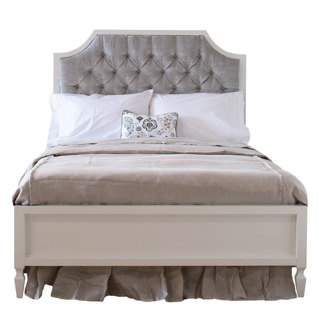 Beverly Bed- Tufted Panel