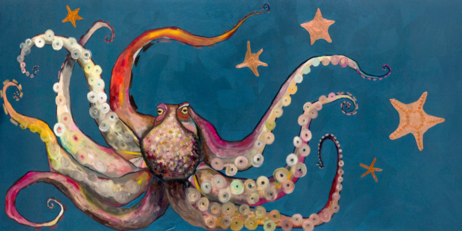 Octopus and Starfish