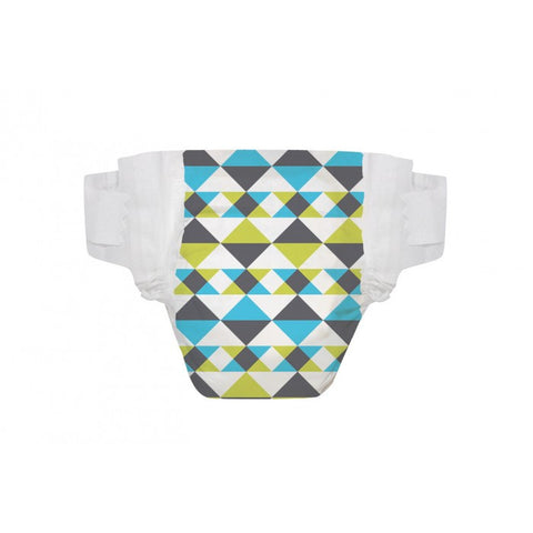 The Honest Co. Disposable Diapers- Single Pack- Geo Tribal